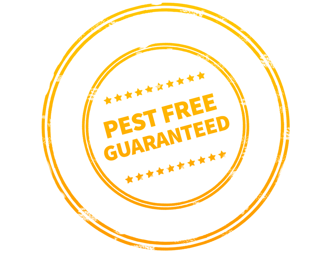 Pest Free Guaranteed
